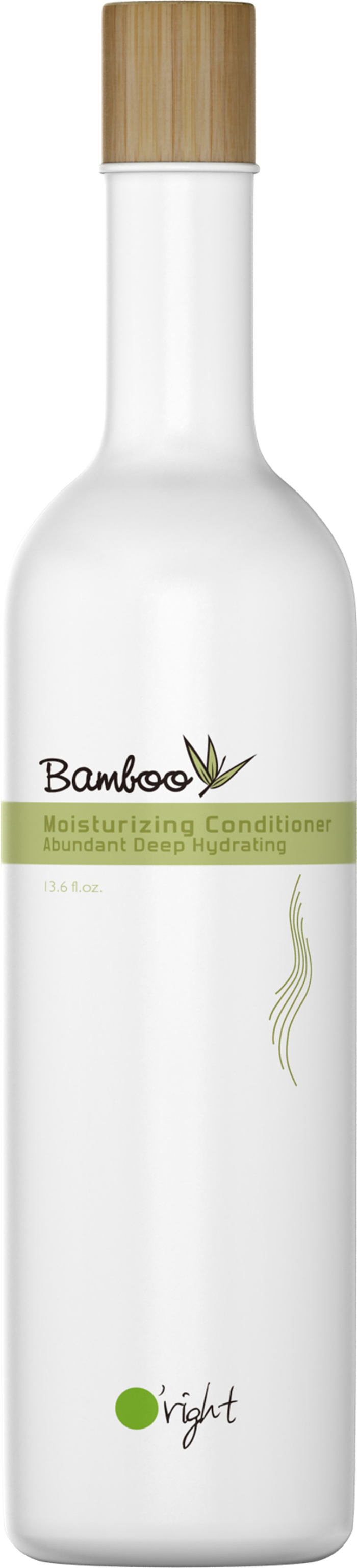 Bamboo Moisturizing Conditioner 400ml