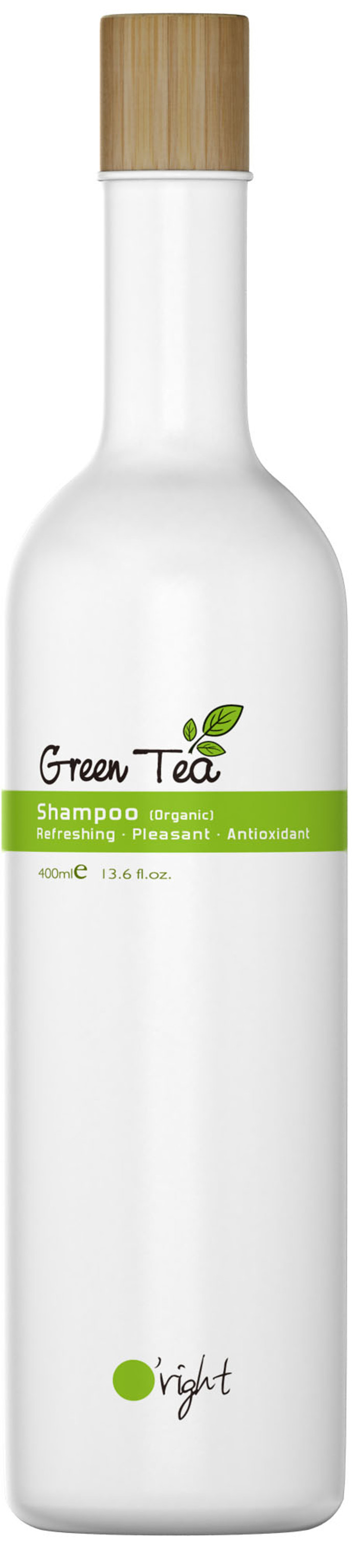 Green Tea Shampoo 400ml