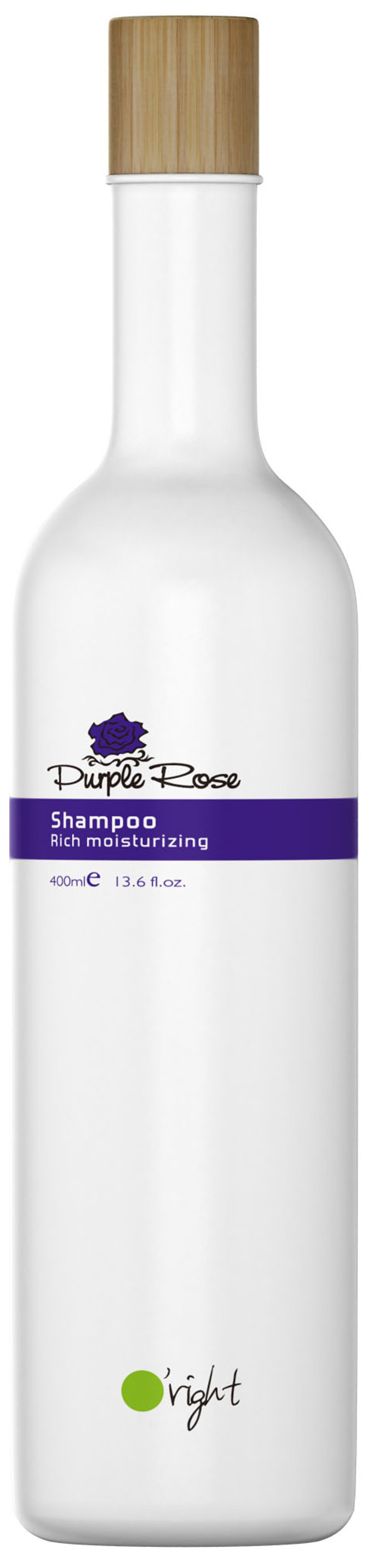 Purple Rose Color Care Shampoo 400ml